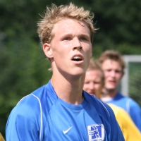 A brilliant throw in you wont have seen: Jacob Egeris (Lyngby) v Skive IK